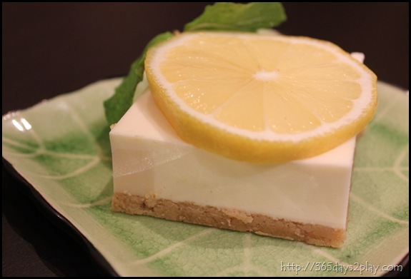 Tofu Cheese Cake
