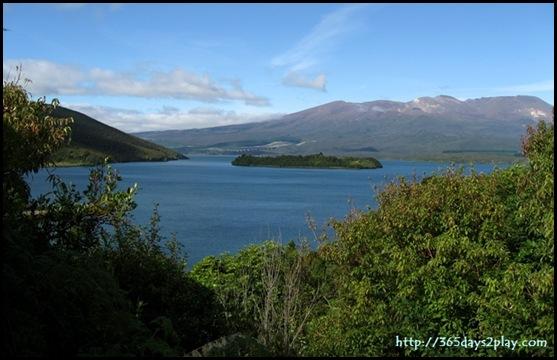 Tongariro Area