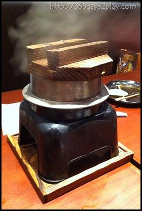 Watami - Unagi Pot Rice (2)