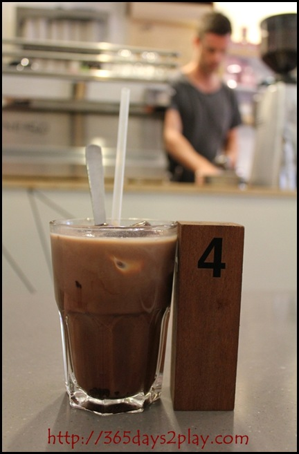 40Hands - Iced Chocolate