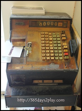 Books Actually Old Cash Register