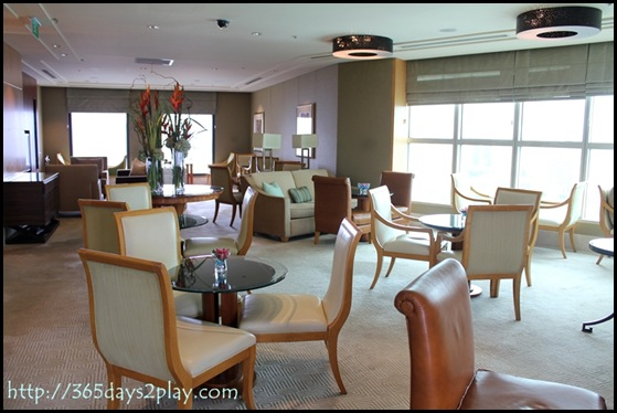 Conrad Executive Lounge