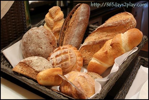 Conrad Oscars Bread Basket