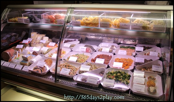 Da Paolo - Cooked food Selection