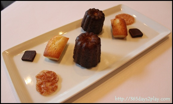 Gunthers - Petit Fours