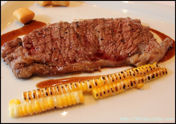 Gunthers - Striploin Steak