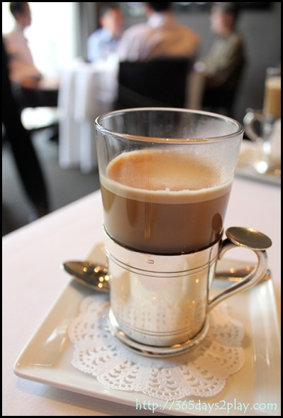 Gunthers - coffee