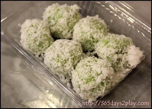 Chinta Manis - Ondeh Gula Melaka