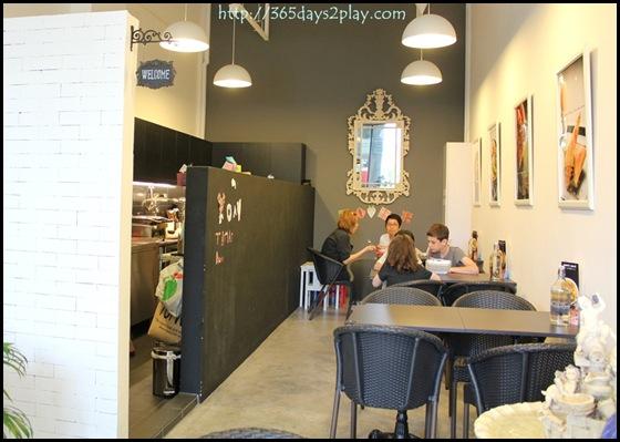 Dann's Pescetarian Cafe