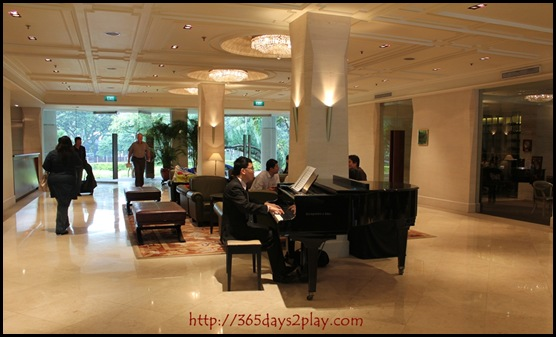 Goodwood Park Hotel Lobby