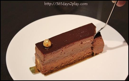 High Society - Decadent Chocolate Cake