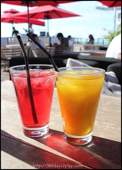 Ku De Ta Fruit Juice
