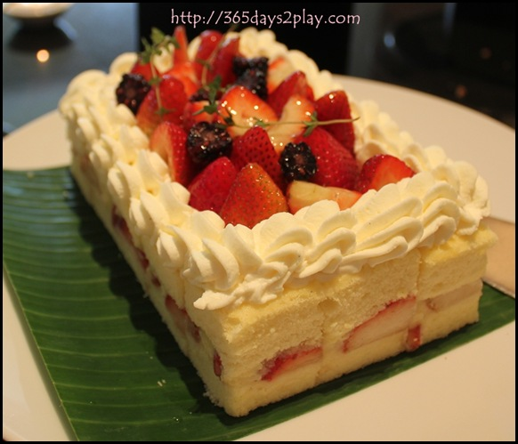 L'Espresso - Strawberry Shortcake