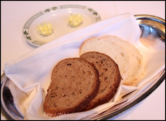 Lawry's The Prime Rib - Bread Basket