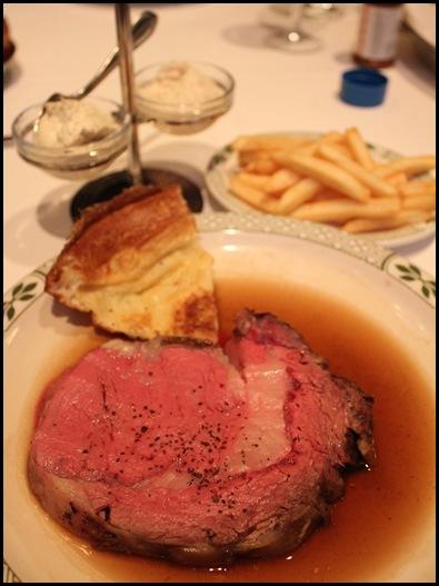 Lawry's The Prime Rib - Roast Beef Lawry's Cut (280gm) (2)