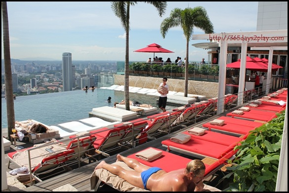 Marina Bay Sands Infinity Pool (4)