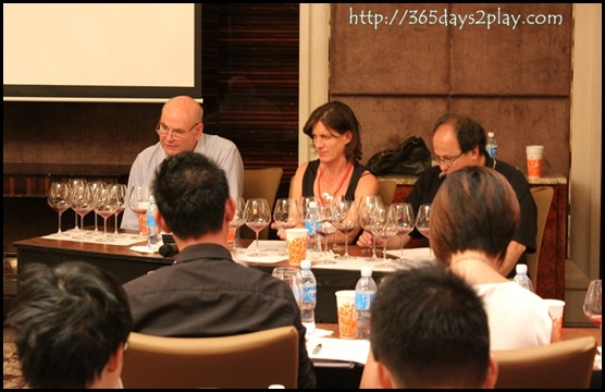Burghound in Asia Wine Tasting (2)