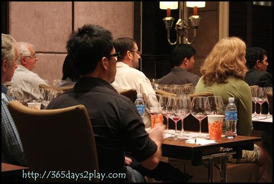 Burghound in Asia Wine Tasting