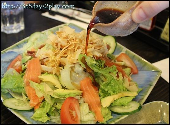 Daikokuya - Daikokuya Original Salad (2)