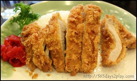 Daikokuya- Tonkatsu Curry Rice