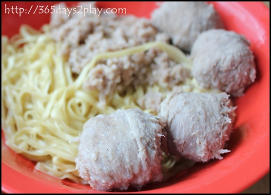 Gar Lok Eating House - Beef Ball Noodles (2)