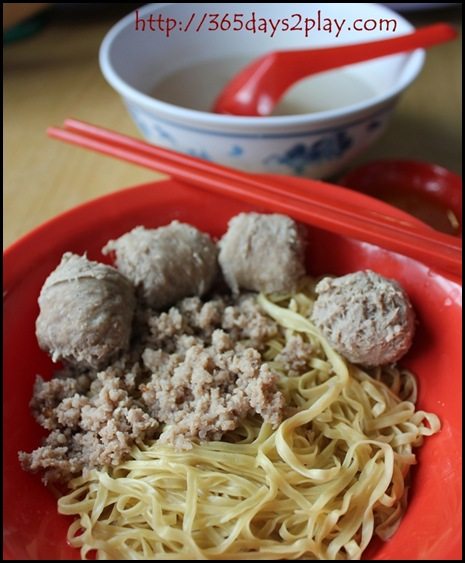 Gar Lok Eating House - Beef Ball Noodles (4)