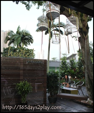 Hosted on the Patio -  (5)