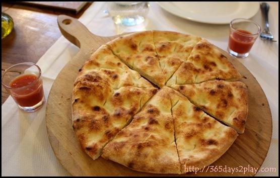 Pietra Santa - Bread