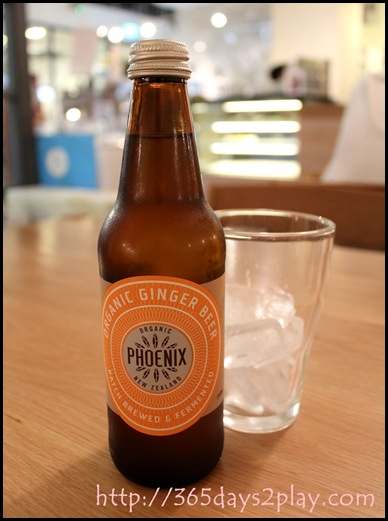 Real Food - Phoenix Organic Ginger Beer from New Zealand