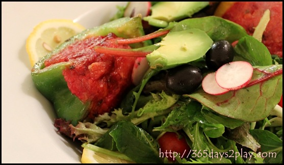 Real Food - Stuffed Veggie Salad (2)
