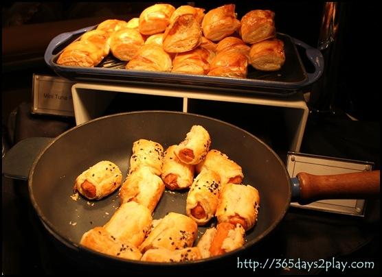 Regent Hotel Weekend Afternoon Tea - Sausage Puffs