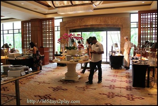 Regent Hotel Weekend Afternoon Tea