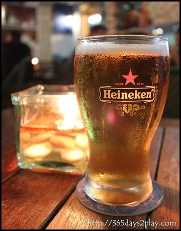 Scruffy Murphy's - Heineken Beer