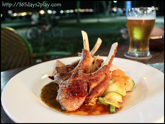 Scruffy Murphy's - Lamb Chops
