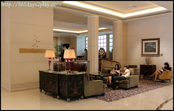 St Regis Hotel - The Drawing Room