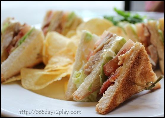 Casa Verde - Club Sandwich