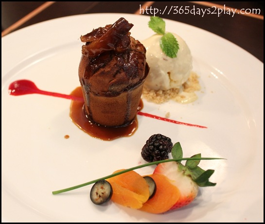 Level33 - Date Pudding