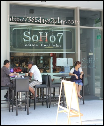Soho7 Cafe and Bistro