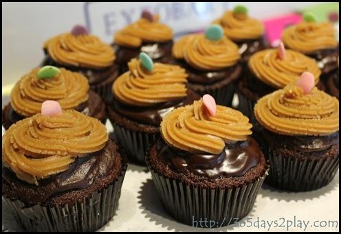 Soho7 - Delicious Chocolate Cupcakes