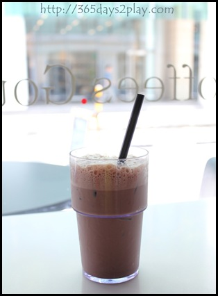Soho7 - Iced Chocolate