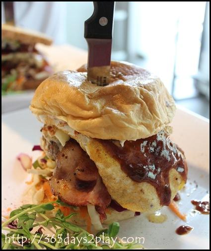 Soho7 - Soho Best Ever Burger