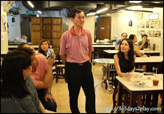 Hock Lam Beef - Mr Tan