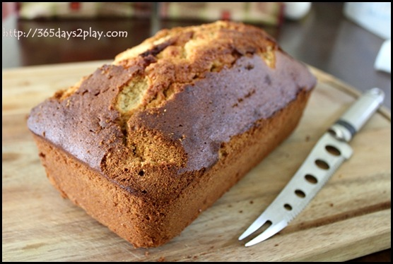 Honey Wholewheat Cake (2)