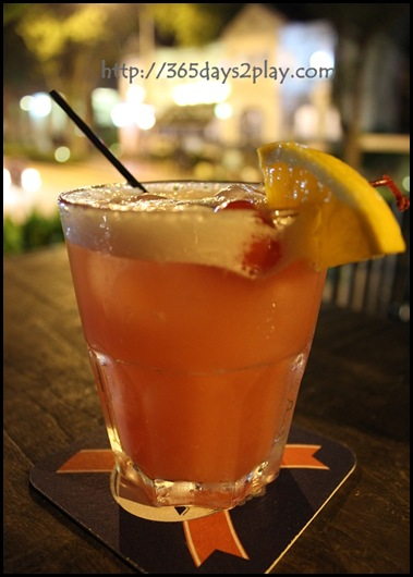 KPO unidentified drink