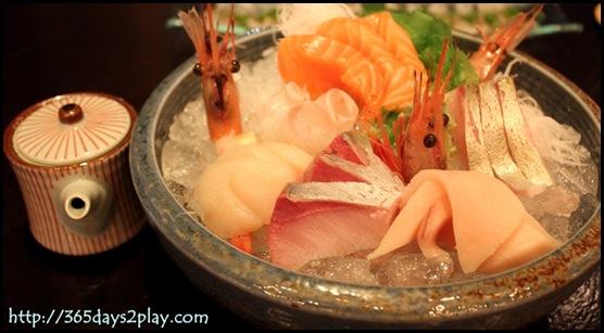 Kinki - Assorted Sashimi Platter