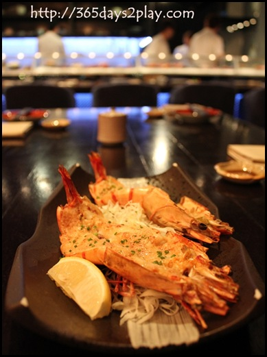 Kinki - Giant Grilled Sea Prawns (2)