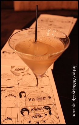 Kinki - Japanese Pear Martini