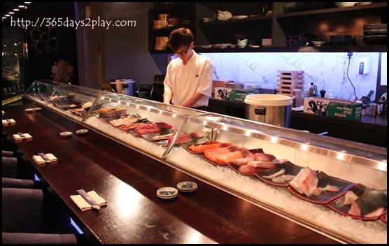 Kinki - Sushi Counter (2)