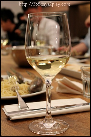 NTUC Fairprice-Cookyn Inc demo - White Wine