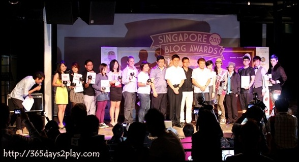 Singapore Blog Awards 2011 (14)